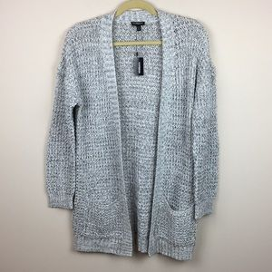 Express - Open Front Cardigan Sweater